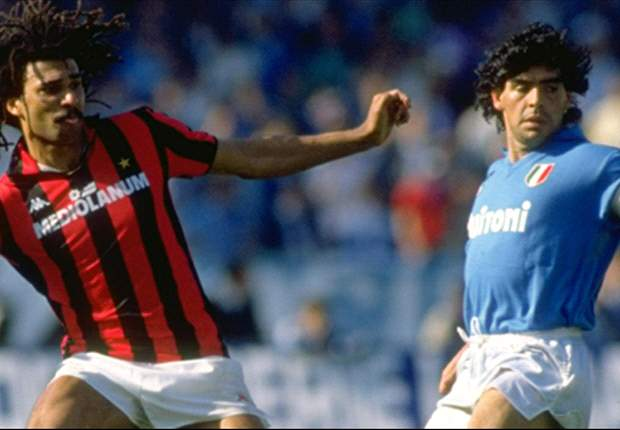 No Maradona, Gullit or Van Basten, but Napoli-AC Milan clash renews Scudetto rivalry of the past