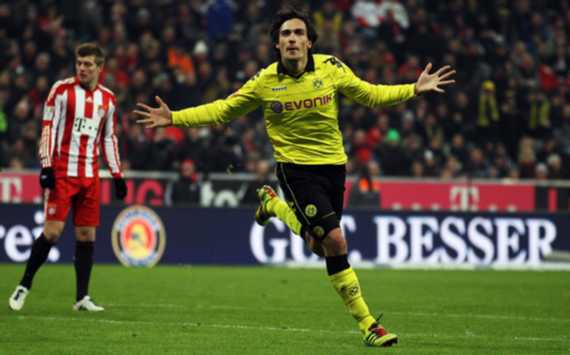 Bundesliga: Bayern Munich - Borussia Dortmund, Mats Hummels (Getty Images)
