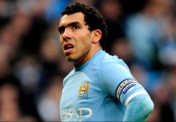 We can beat Manchester United without Carlos Tevez - City boss Roberto Mancini tells player not to dwell on striker's absence