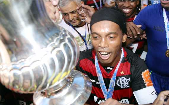 Ronaldinho - Flamengo