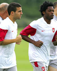Cesc Fabregas & Alexander Song, Arsenal