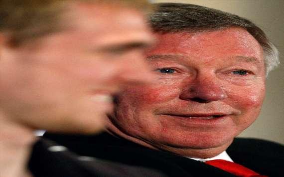Sir Alex Ferguson - Darren Fletcher- Manchester united