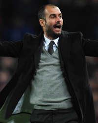UEFA Champions League  - Barcelona vs Arsenal, Josep Guardiola