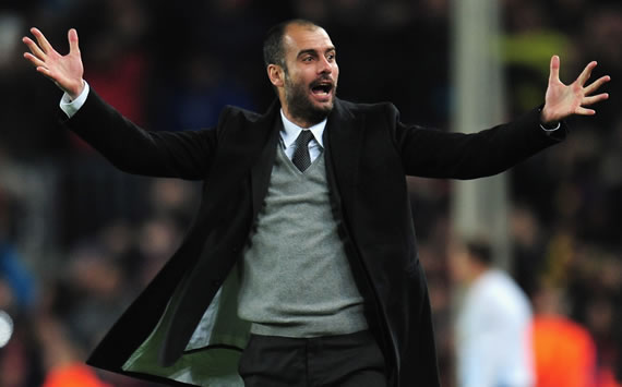 Barcelona's Pep Guardiola: The Only Way Arsenal Can Grow Is To Think About The Bad Things They Did Against Us And Improve