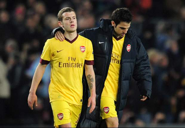 Arsenal 'need' to win silverware this season following Champions League loss to Barcelona - Jack Wilshere