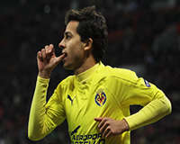 Europa League: Nilmar (Villarreal)