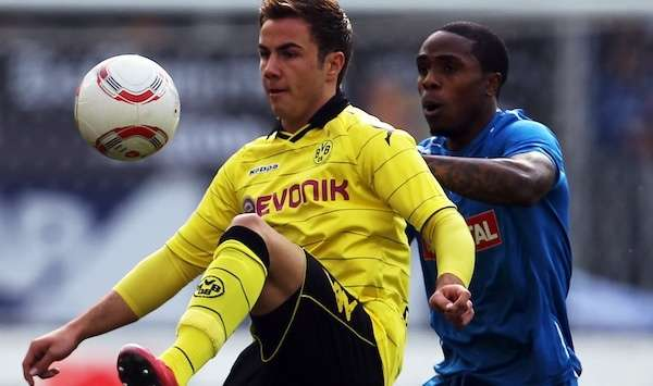 GOAL.com 50: Mario Gotze (48)