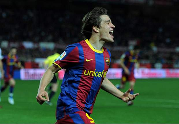 Barcelona forward Bojan Krkic: Sevilla draw has left a bad taste in my mouth