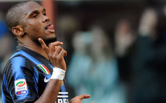 Samuel Eto'o - Inter (Getty Images)
