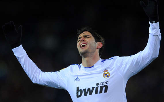 Kaka - Real Madrid (Getty Images)
