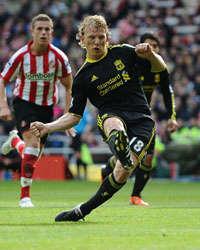 BPl, Sunderland v Liverpool, Dirk Kuyt