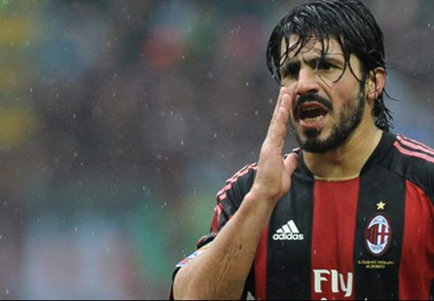 Gattuso: Paul Gascoigne soiled my pants