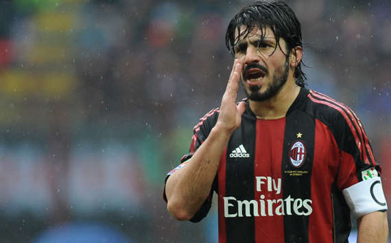 Gattuso wants to stay at Milan, says agent