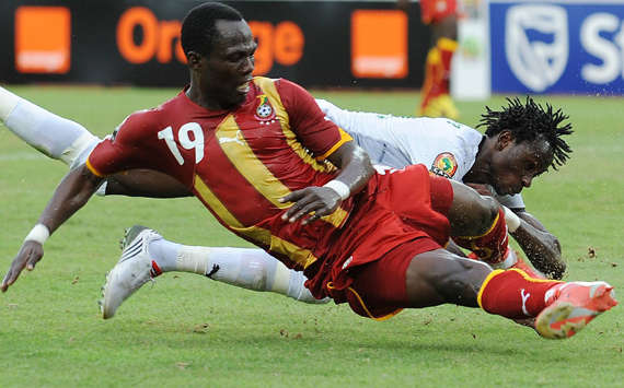 Agyemang Badu says he expects to score goals at the Afcon, pays tribute to Wakaso