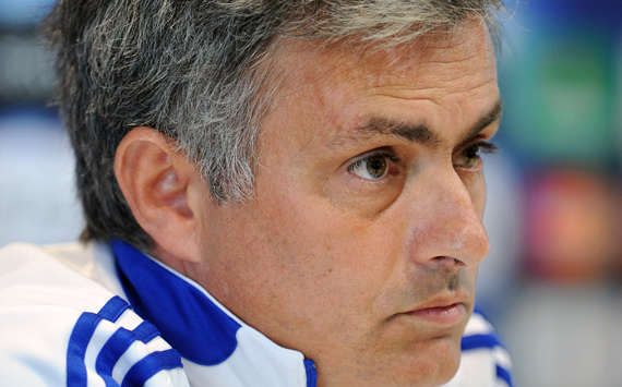 Jose Mourinho stays silent in Clasico presser