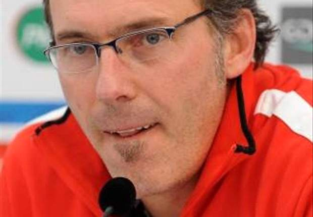 Laurent Blanc: France's aim at Euro 2012 is to win a match