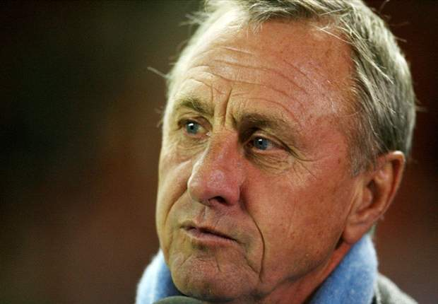 'Nobody can be happy with the outcome of the Champions League final' - Johan Cruyff