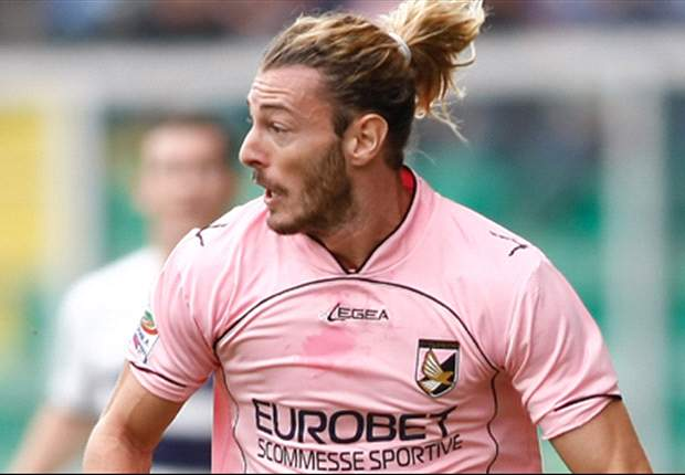 Balzaretti only wants to join Paris Saint-Germain, says Palermo vice-president
