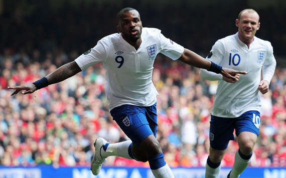 Darren Bent and Micah Richards withdraw from England squad to play Wales due to injury