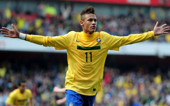 Neymar's Paulistao winning performance for Santos watched by Barcelona scouts - report