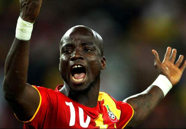 Ghana's Stephen Appiah starts coaching course