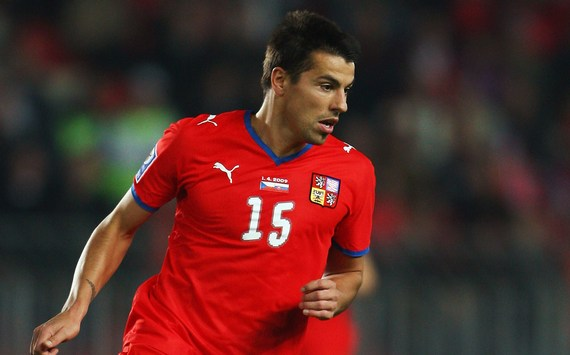 Milan Baros (Czech Republic)
