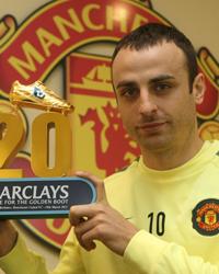 Barclays Golden Boot, Berbatov