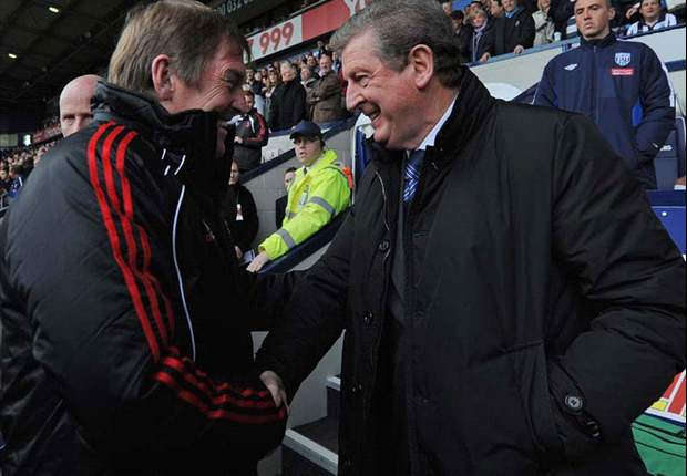 West Brom manager Roy Hodgson warns his side they are still in a relegation battle
