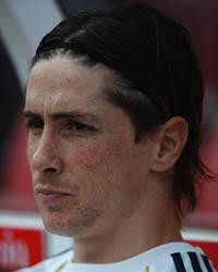 EPL - Stoke City vs Chelsea, Fernando Torres