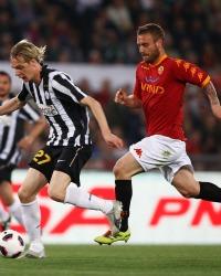 روما 0-2 يوفنتوس