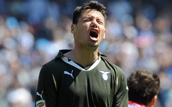 Mauro Zarate - Lazio (Getty Images)