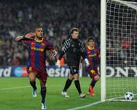 UEFA Champions League: Dani Alves (FC Barcelona)