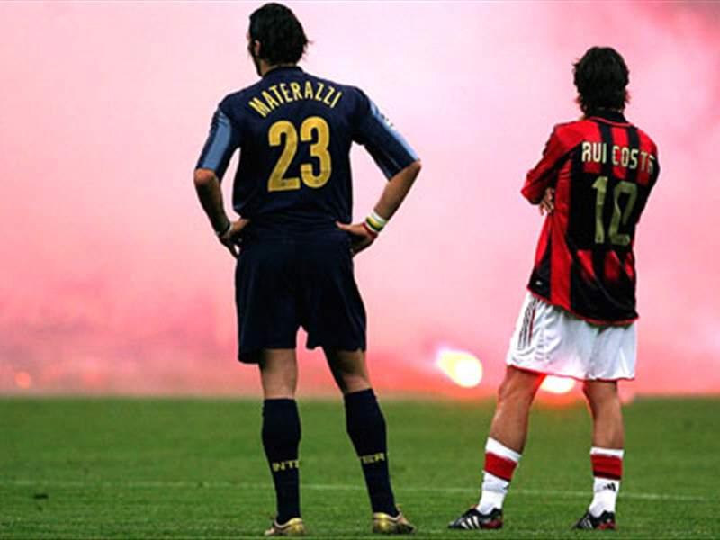 Olah Statistik Inter Milan Vs AC Milan, Handanovic Lebih Hebat dari Donnarumma
