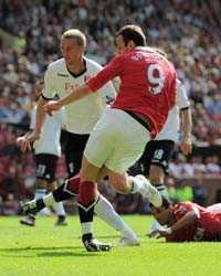 EPL,Dimitar Berbatov,Manchester United vs Fulham