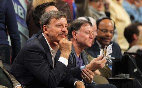 Kroenke In Arsenal Takeover Bid