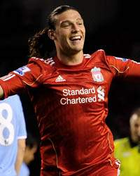 Andy Carroll - Liverpool (Getty Images)
