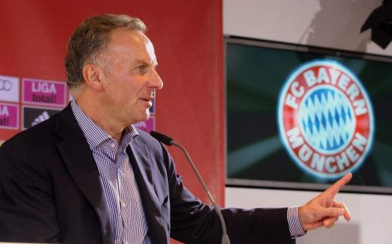 Rummenigge: Current Bayern side on track for greatness