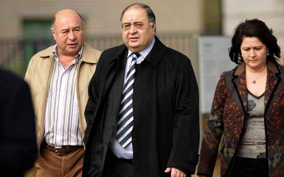 Usmanov: I won't sell my Arsenal shares