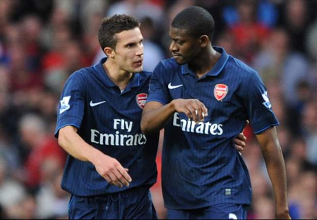Diaby happy to be back in the Arsenal side after recovering from injury