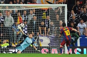 برشلونة 1-1 ريال مدريد