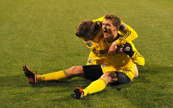 Sporting Kansas City - Columbus Crew, Robbie Rogers