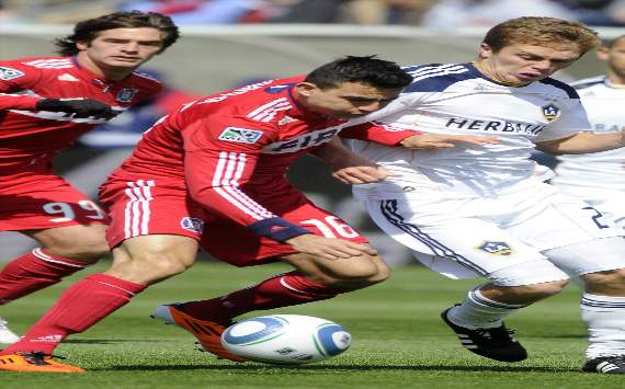 Michael Stephens; Marco Pappa, Chicago Fire, Los Angeles Galaxy, MLS