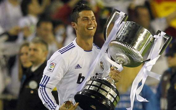 Name on the cup: How Cristiano Ronaldo's header beat Barcelona in last year's Copa del Rey final
