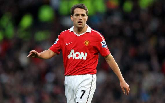 Michael Owen - Manchester United (Getty Images)