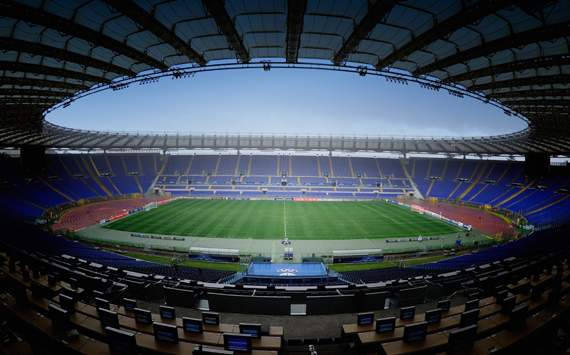 Olimpico Stadium - Rome (Getty Images)