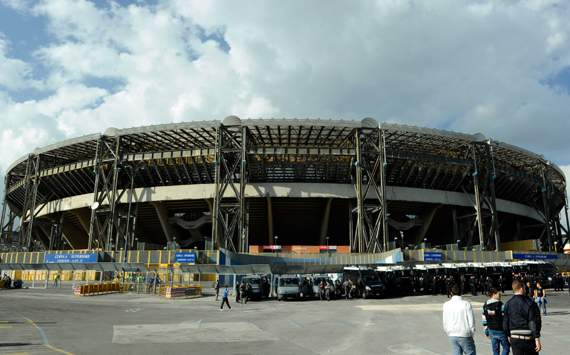 San Paolo Stadium - Naples (Getty Images)