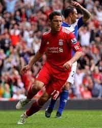 EPL,Maxi Rodriguez,Liverpool vs Birmingham City
