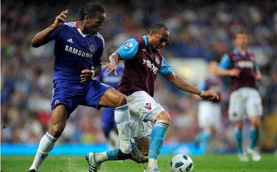 EPL,Daniel Gabbidon,Chelsea vs West Ham United