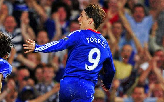 TEAM NEWS: Fernando Torres partners Didier Drogba as Chelsea face Tottenham