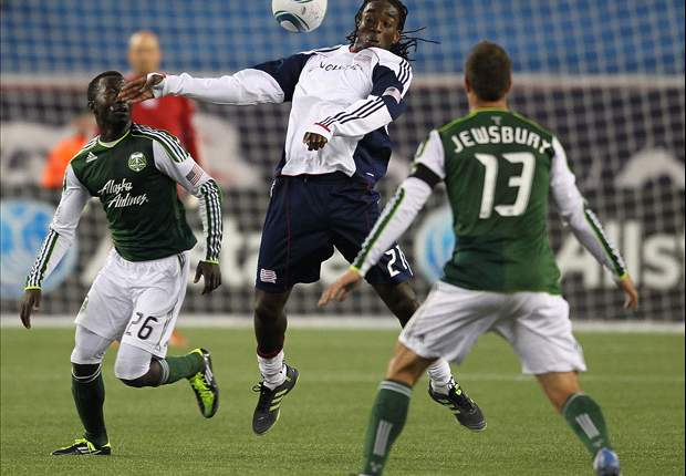 New England Revolution positive despite loss to New York